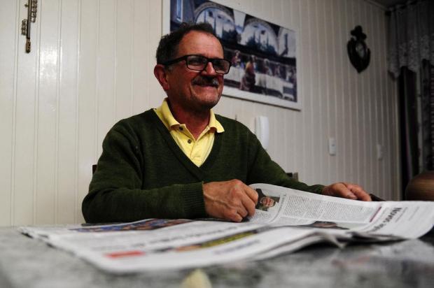 Pioneiro 70 anos: seu Armando cresceu com a cidade e com o jornal Marcelo Casagrande/Agencia RBS