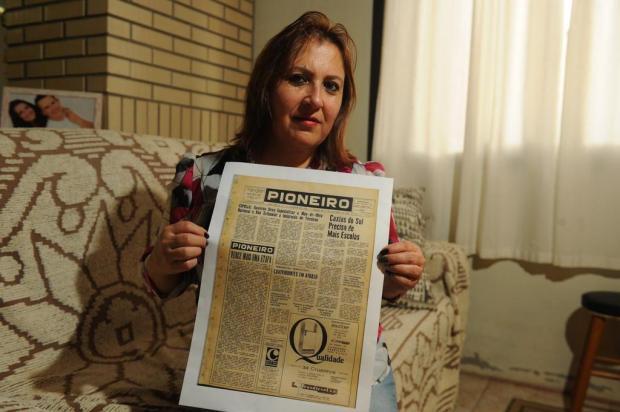 Pioneiro 70 anos: Marcia elegeu Caxias para construir sua vida Felipe Nyland/Agencia RBS
