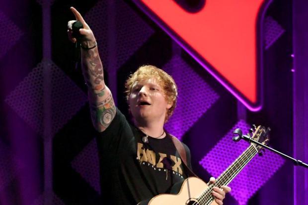Agenda: ingressos para show de Ed Sheeran começam a ser vendidos nesta segunda AFP/GETTY IMAGES NORTH AMERICA,AFP