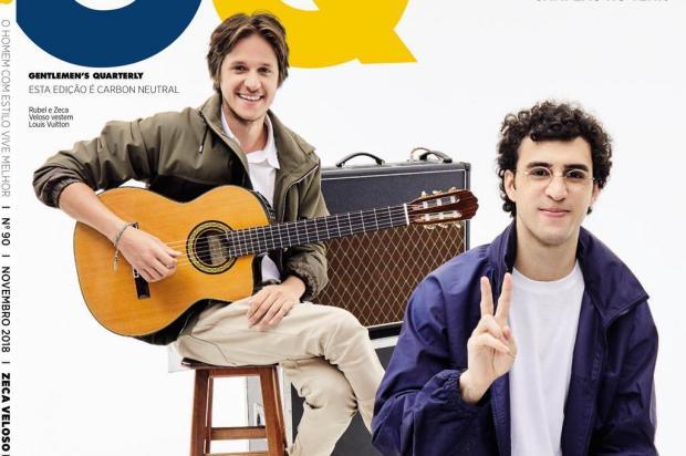 3por4: Revista GQ de novembro oferece playlist com novos artistas Pedro Loreto,Pedro Dimitrow e Franco Amendola/Divulgação