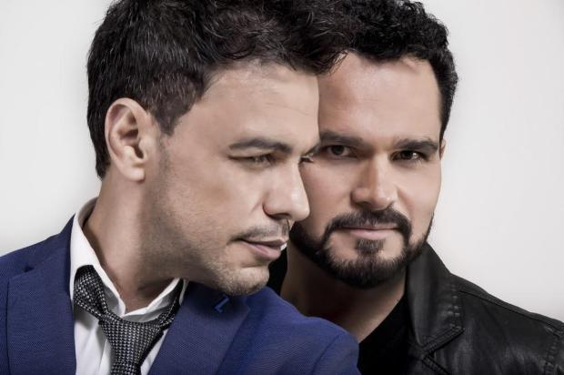 Agenda: dupla Zezé Di Camargo & Luciano se apresenta no UCS Teatro, na quinta Eles estão de volta/Divulgação