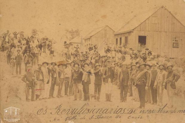 Morte de italiano é um dos primeiros assassinatos insolúveis de Caxias do Sul Arquivo Histórico Municipal João Spadari Adami/Divulgação