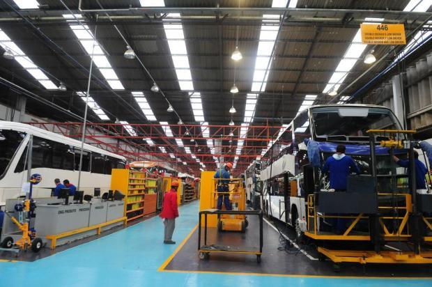 Receita líquida da Marcopolo cresce 49,5% no 3º trimestre Roni Rigon/Agencia RBS