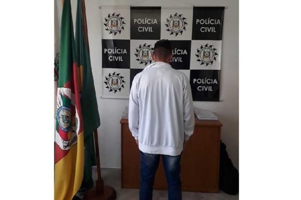 Procurado por homicídio no Rio Janeiro é preso em São Marcos Polícia Civil  / Divulgação /Divulgação