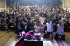 3por4: Festival Feito reuniu público de 870 pessoas em Caxias Leandro Foscarini/Divulgação