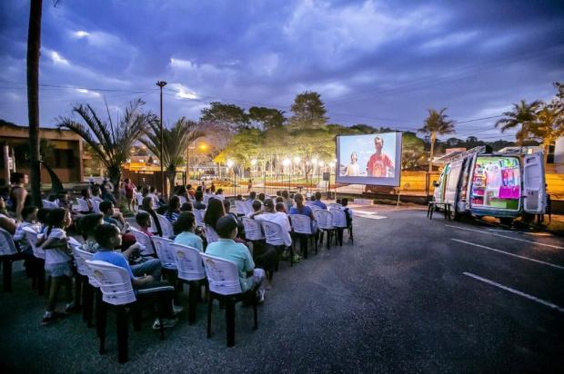 3por4: Serra recebe circulação do projeto Cinesolar Murilo Durães/Divulgação