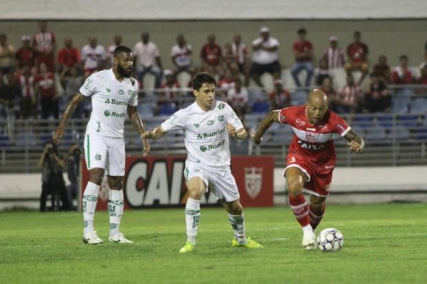 Juventude perde para o CRB e está virtualmente rebaixado para a Série C Douglas Araújo/CRB,Divulgação