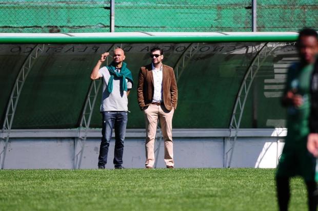 Flávio Campos assume responsabilidade plena pela montagem do time do Juventude em 2018 Diogo Sallaberry/Agencia RBS
