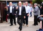 Presidente do MDB Paulo Périco apoia a candidatura a prefeito de Carlos Búrigo Diogo Sallaberry/Agencia RBS