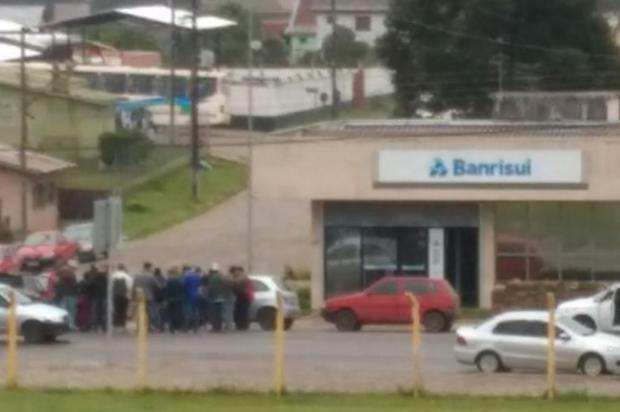 """""""Se não entregar o dinheiro, vou te matar"""", disse criminoso durante assalto a banco em Cambará do Sul Christiam Tisatto/Arquivo Pessoal"""