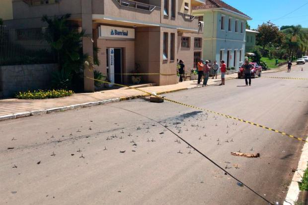 Detidos quatro suspeitos dos ataques em agências de Coronel Pilar Altamir Oliveira / Estação FM/ Divulgação/Estação FM/ Divulgação
