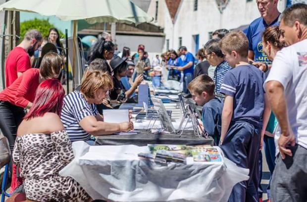 Feira do Livro movimenta comunidade de Forqueta neste fim de semana, em Caxias Divulgação/