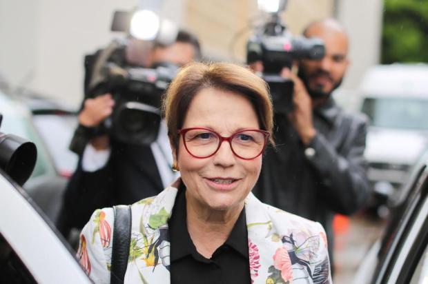 Nova ministra não vê conflito de interesse Sergio LIMA/AFP