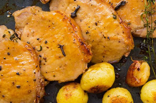 Na cozinha: lombo de limão e mel para surpreender os convidados Sadia / Divulgação/Divulgação