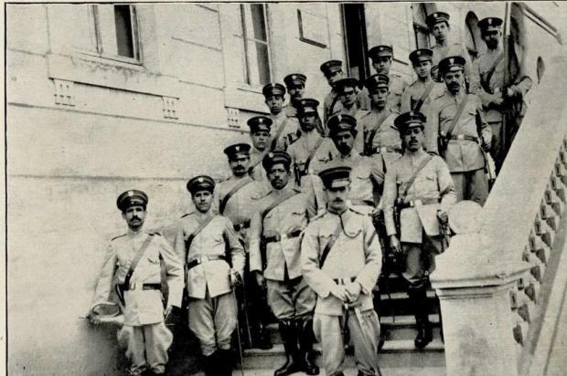 História prova que a polícia sempre foi refém da falta de recursos e de efetivo em Caxias do Sul reprodução/Arquivo Histórico Municipal de Caxias do Sul