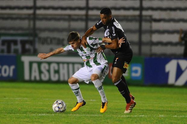 Juventude perde mais uma em casa e é rebaixado para a Série C Porthus Junior/Agencia RBS