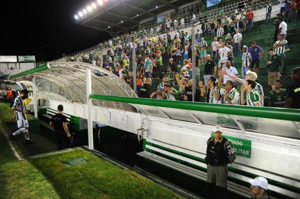 Vice de futebol do Juventude admite que o time mereceu rebaixamento Porthus Junior/Agencia RBS