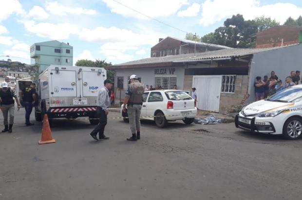 Criança morre atropelada no bairro Santa Fé, em Caxias Alana Fernandes/Agência RBS