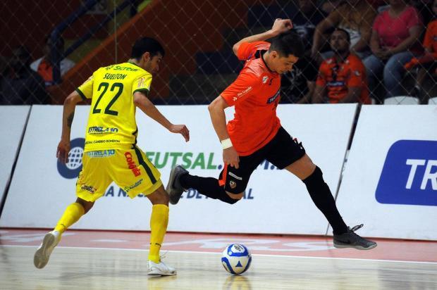 ACBF perde em casa para a Copagril e é eliminada na Liga Nacional Felipe Nyland/Agencia RBS