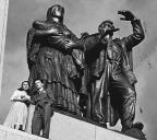 Memória: Monumento ao Imigrante em 1958 Coleção de Hildo Boff / divulgação/divulgação