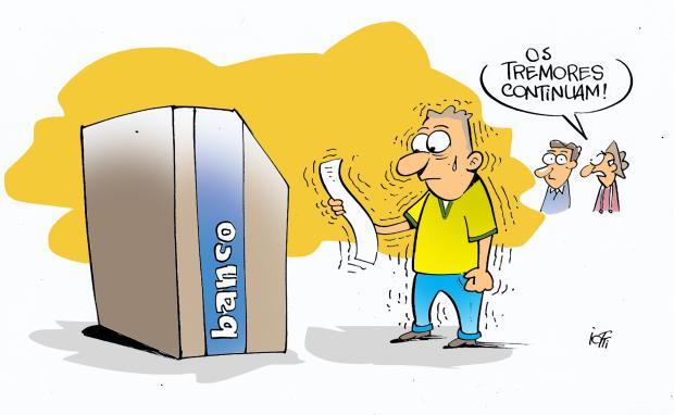 Iotti: outro tipo de tremor Iotti  / Agência RBS/Agência RBS