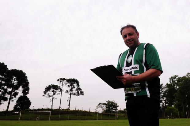 Amadores Futebol Clube: conheça Leandro Rodrigues Mazzoto, o técnico do São Francisco Marcelo Casagrande/Agencia RBS