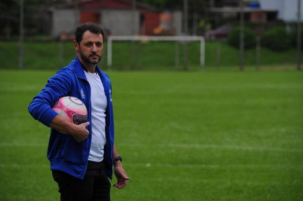 Amadores Futebol Clube: conheça Moacir Oss Emer, o cão de guarda do São Virgílio Felipe Nyland/Agencia RBS