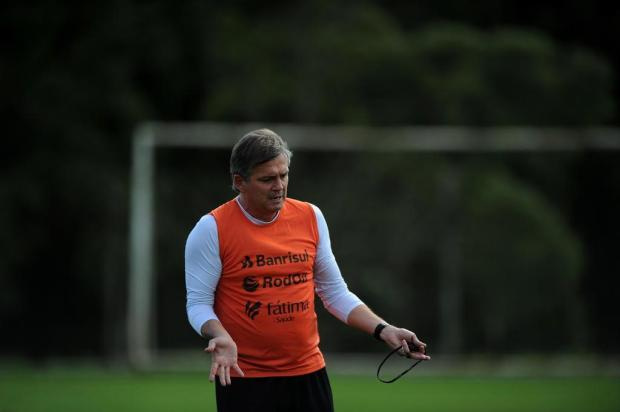 """Tarde para cumprir tabela e """"honrar a camisa"""" do Juventude Felipe Nyland/Agencia RBS"""