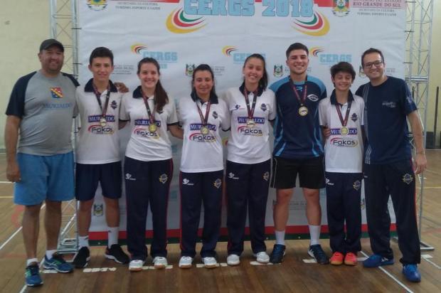 Atletas caxienses disputam a etapa nacional dos Jogos Escolares da Juventude CFEB/Murialdo/Divulgação
