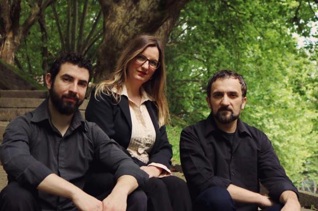 """Agenda: Ária Trio lança CD inspirado na trilha sonora do curta """"O Inimigo"""", na quarta Regina Lain/Divulgação"""