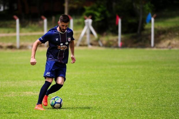 Amadores Futebol Clube: conheça Andreo Simonetto, atacante do Juvenil Marcelo Casagrande/Agencia RBS