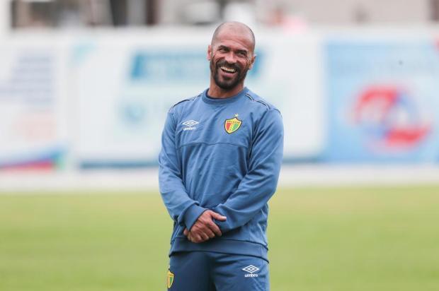 Intervalo: Provável técnico do Caxias para 2019 briga por título na despedida em Santa Catarina Cristiano Estrela/Diário Catarinense