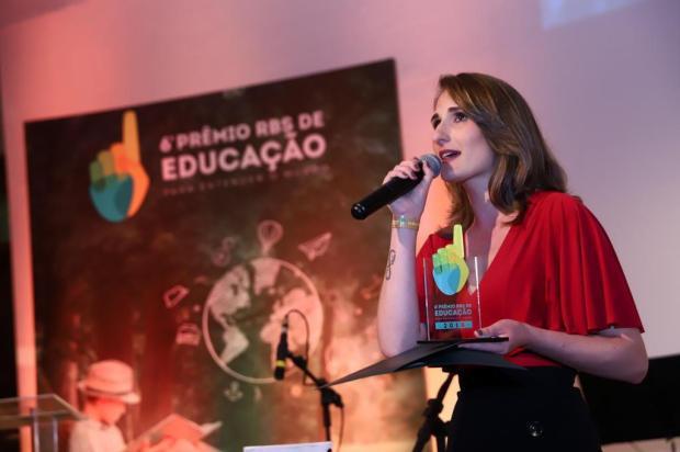 Escola de Veranópolis se destaca no Prêmio RBS de Educação Carlos Macedo/Agencia RBS
