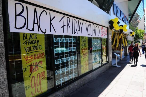 Caxienses pretendem gastar, em média, R$ 662 na Black Friday Porthus Junior/Agencia RBS
