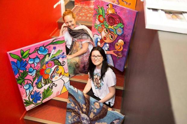 3por4: Jaque e Ale Pauletti mostram novidades artísticas em Caxias Divulgação/Divulgação