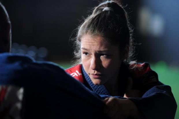 Jaine Fragoso será a única brasileira em mundial de jiu-jitsu na Suécia Felipe Nyland/Agencia RBS