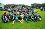 São Francisco leva primeiras duas taças da Copa União Porthus Junior/Agencia RBS