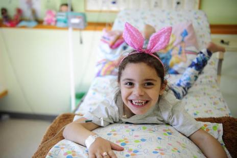 Aos cinco anos, Melissa tem doença rara que a impede de comer. Saiba como ajudar (Lucas Amorelli/Agencia RBS)