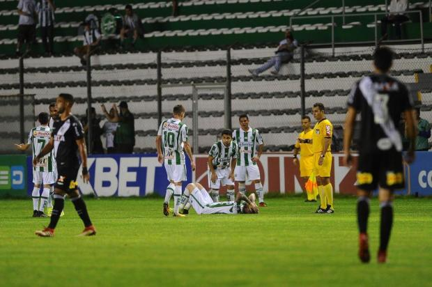 """Após penúltima rodada, Juventude """"garante"""" a 19ª colocação Porthus Junior/Agencia RBS"""