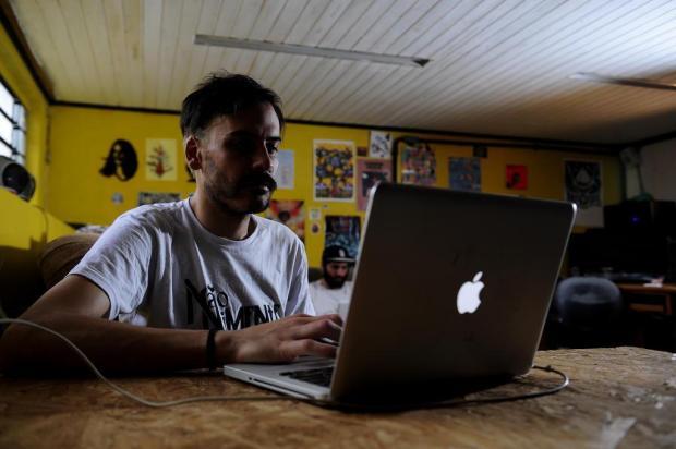 Responsável por 2,64% do PIB brasileiro, economia criativa atrai cada vez mais profissionais Lucas Amorelli/Agencia RBS