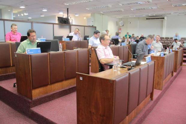 Câmara de Bento aprova alteração no pagamento de multa para atraso em depósito do fundo de aposentadoria Divulgação/Câmara Bento Gonçalves