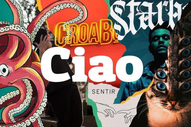 3por4: Revista Ciao é novidade na área do design gráfico na Serra Reprodução/Reprodução