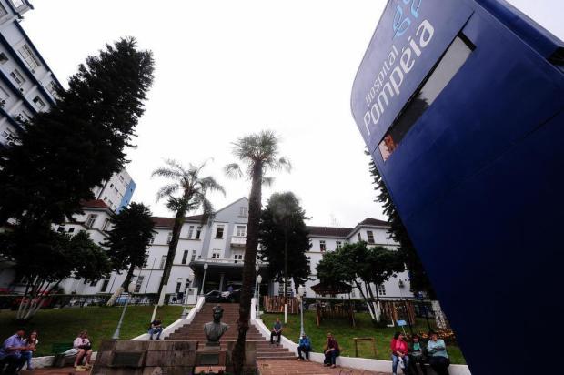 Hospital Pompéia prevê aumento no número de cirurgias realizadas para 2019 Marcelo Casagrande/Agencia RBS