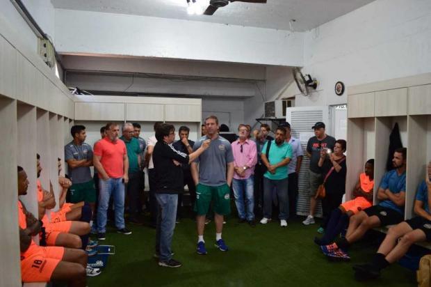 Veranópolis se reapresenta com 21 jogadores para a pré-temporada Juliano Holderbaum/Masterlink,VEC,Divulgação