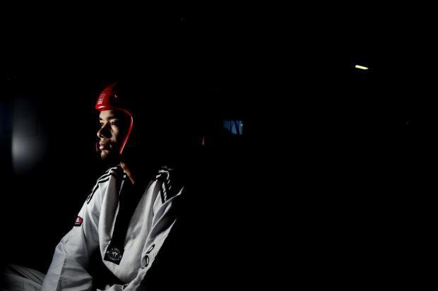 Sonho olímpico em Israel: Venilton Teixeira começa luta por vaga em Tóquio Lucas Amorelli/Agencia RBS