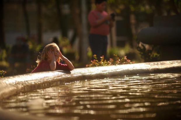 Calor aumenta nesta quarta-feira em todo o Rio Grande do Sul Lucas Amorelli/Agencia RBS