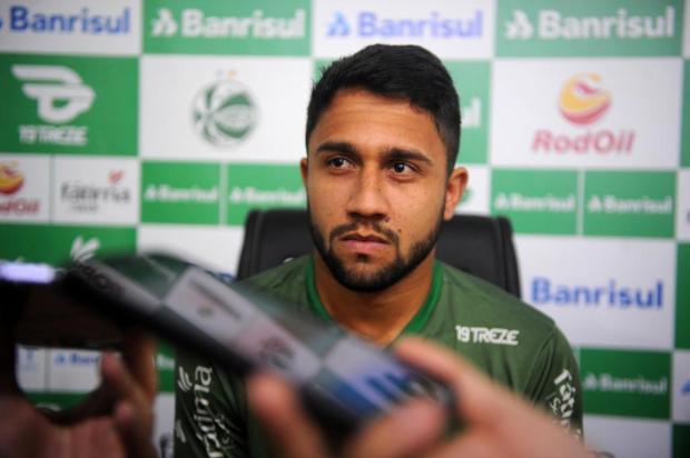 """Juventude se reapresenta com o discurso de """"não pensar nos outros clubes"""" Felipe Nyland/Agencia RBS"""