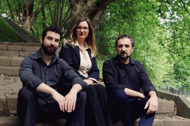 """Agenda: Ária Trio lança álbum """"O Inimigo"""", nesta quarta, em Caxias Regina Lain/Divulgação"""