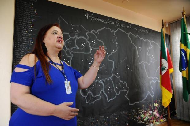"""""""O governo manda dinheiro e as escolas não sabem usar"""", diz coordenadora da educação Porthus Junior/Agencia RBS"""
