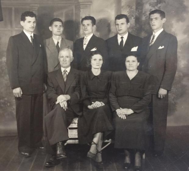 Memória: Encontro dos descendentes de Ciro Rech e Rosina Bisol Studio Geremia / Acervo família Rech, divulgação/Acervo família Rech, divulgação